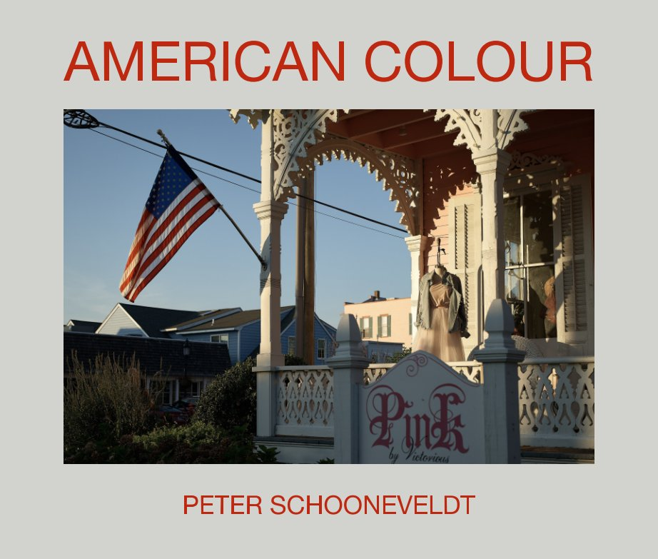 View American Colour by Peter Schooneveldt
