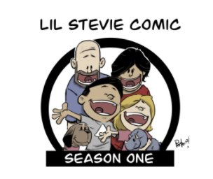 Lil Stevie Comic book cover