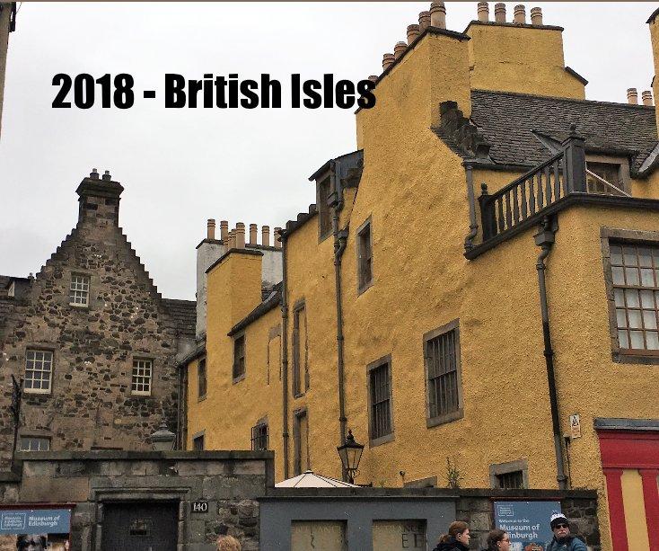 View 2018 - British Isles by Henry Kao