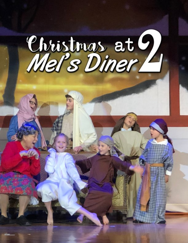 View Christmas at Mel's Diner TWO by Stephen McKinnis
