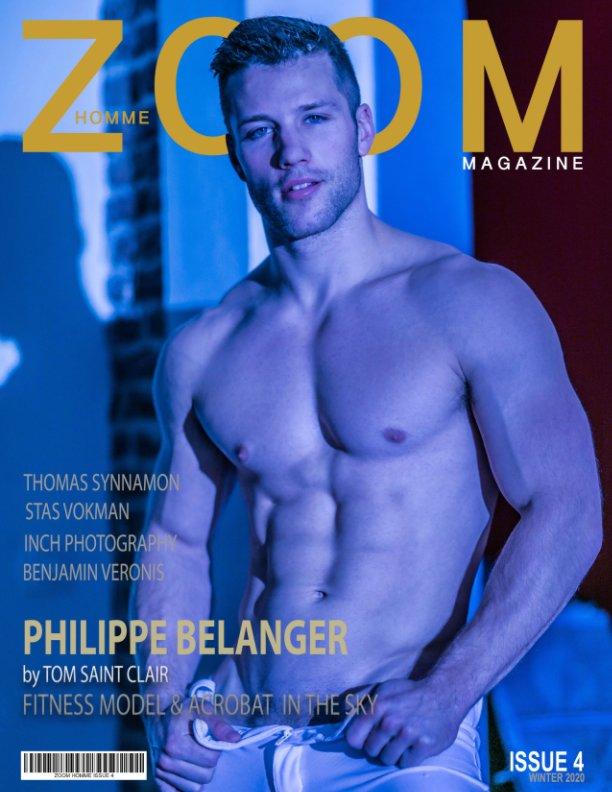 View Zoom magazine 4 by Tom Saint Clair