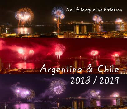 Argentina and Chile 2018 / 2019 book cover