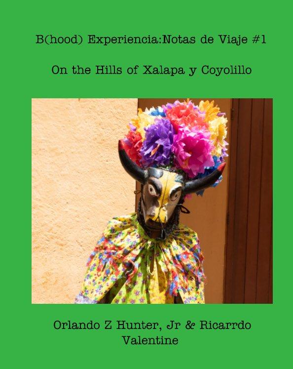 View B(hood) Experiencia: Notas de Viaje on the Hills of Xalapa y Coyolilo by Ricarrdo Valentine