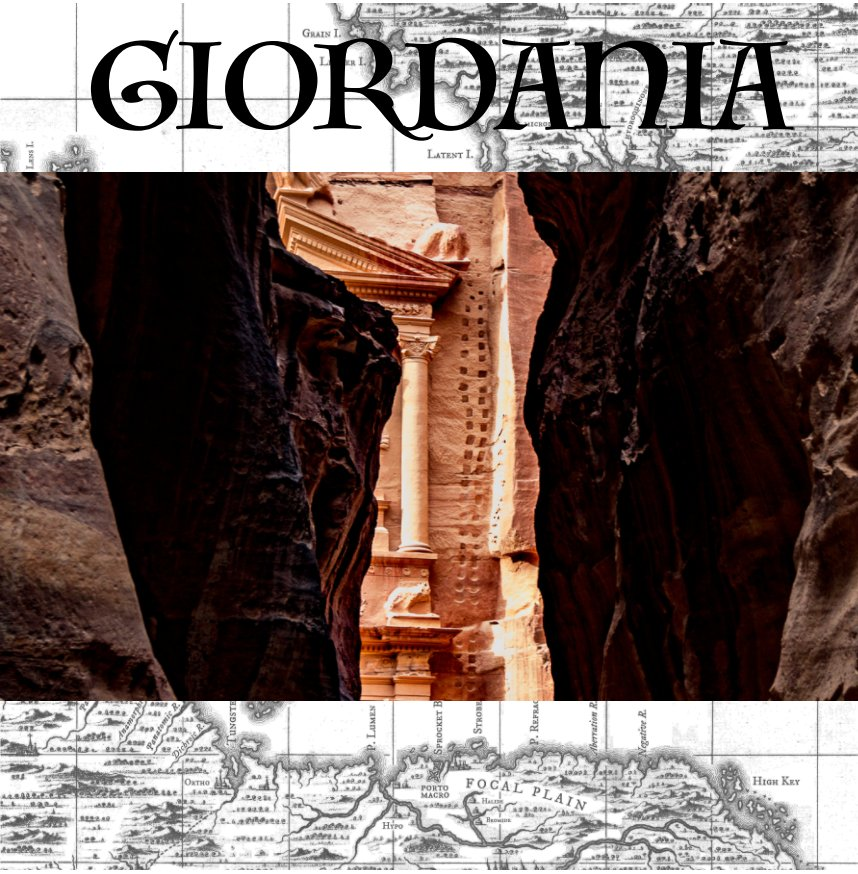 View Giordania by Laura Bislenghi