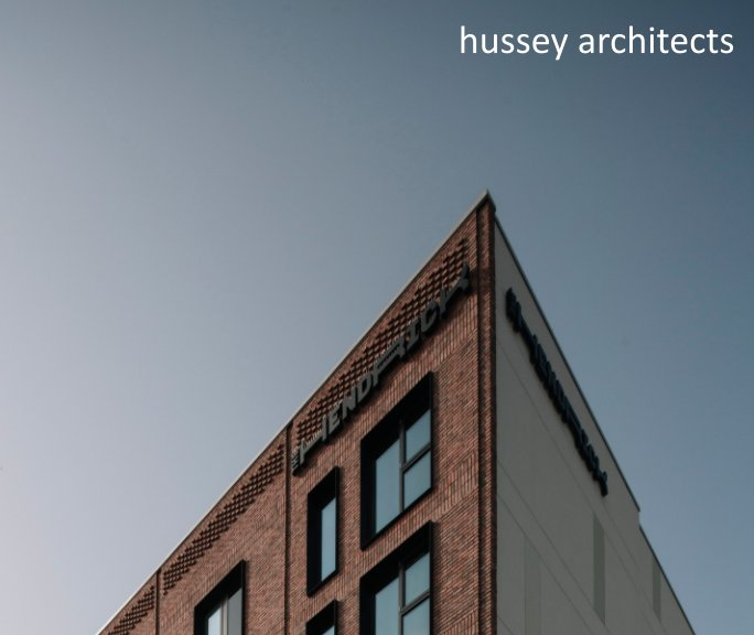 View hussey architects portfolio 2020 by hussey architects