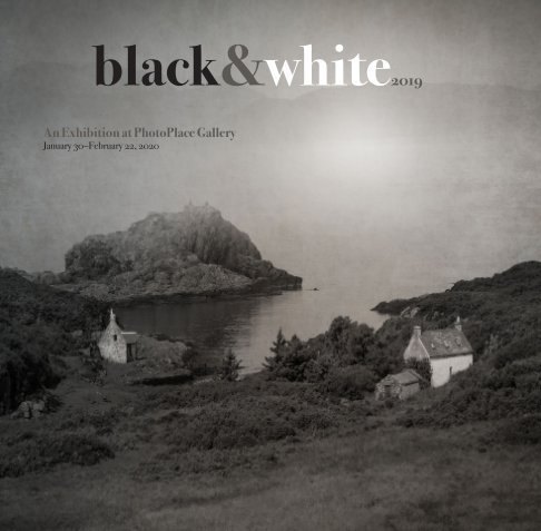 View Black and White 2019, Softcover by PhotoPlace Gallery