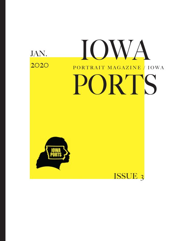 View Iowa Ports Mag Issue 3 by Anthony Arroyo