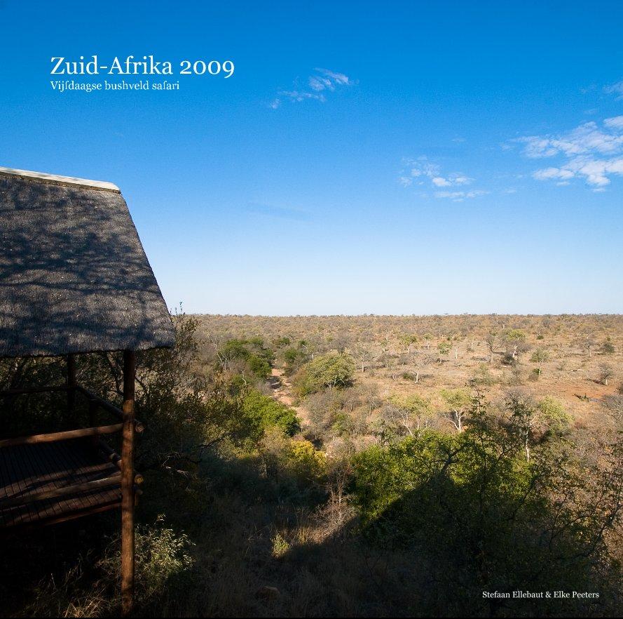 Bekijk Zuid-Afrika 2009 op Stefaan Ellebaut
