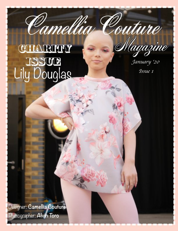 View Camellia Couture Chairty Issue by Liz Hallford, Camellia Couture