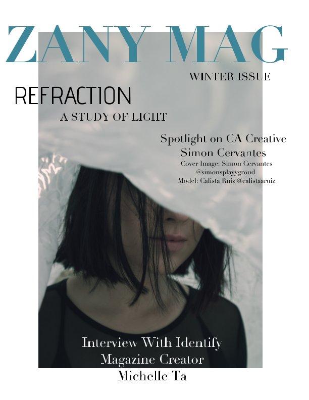 Ver Zany Magazine-Winter Issue por Alisha Hall, Ryan Yatso