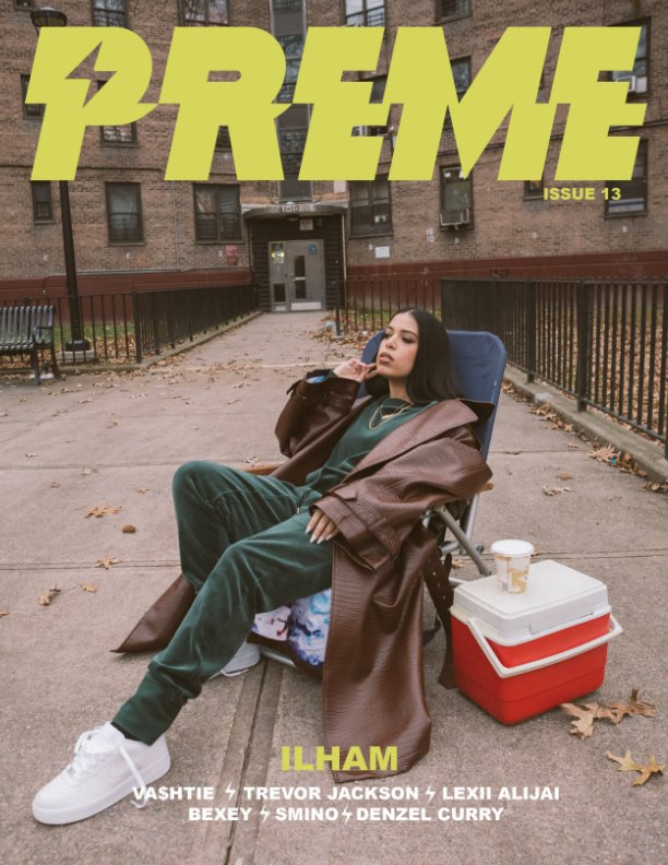 View ISSUE 13 : ilham + trevor Jackson by Preme