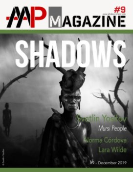 AAP Magazine#9 Shadows book cover