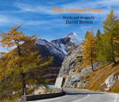The Grand Tour book cover