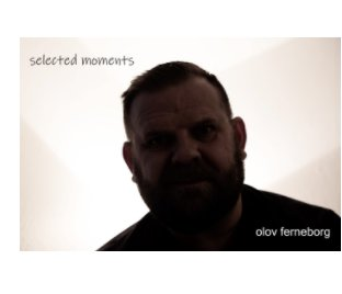 Selected moments book cover