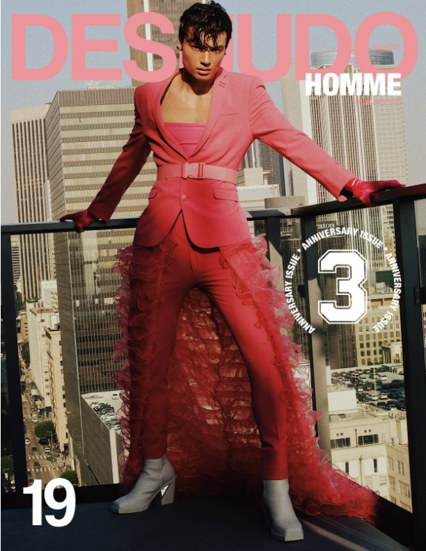 View Desnudo Homme Issue 19 by Desnudo Magazine