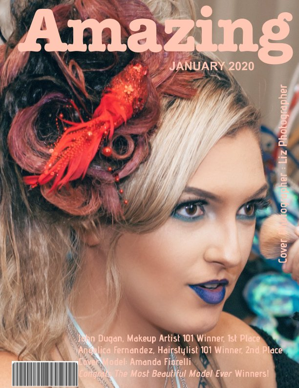 View AMAZING (January 2020) by CMG Press