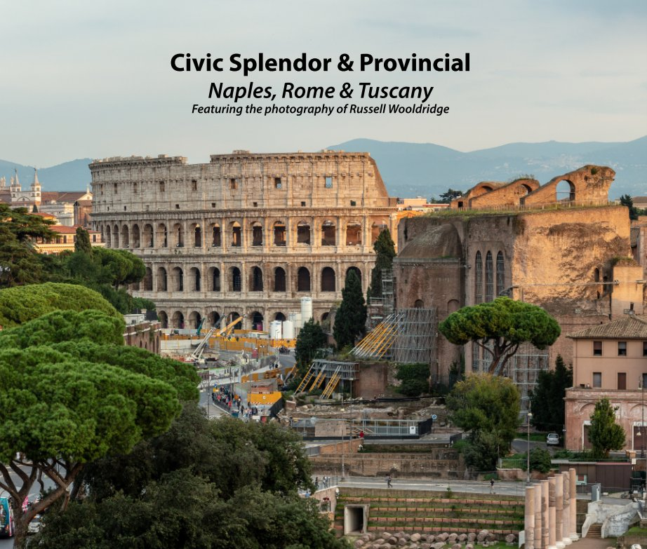 View Civic Splendor and Provincial by Russell Wooldridge