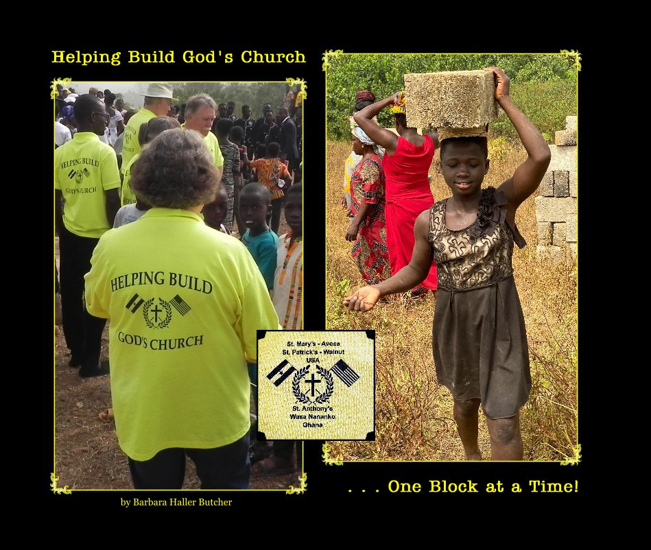 View Helping Build God's Church by Barbara Haller Butcher