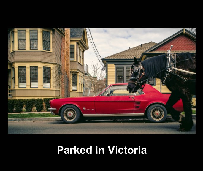 View Parked in Victoria by Chris Miles