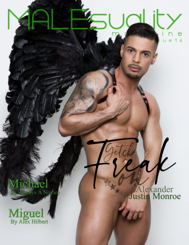 View MALEsuality Magazine Issue 16 by MALEsuality