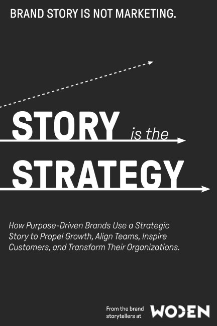 View Story is the Strategy by Woden