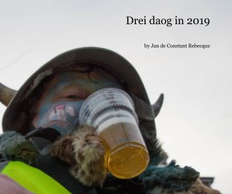 Drei daog in 2019 book cover