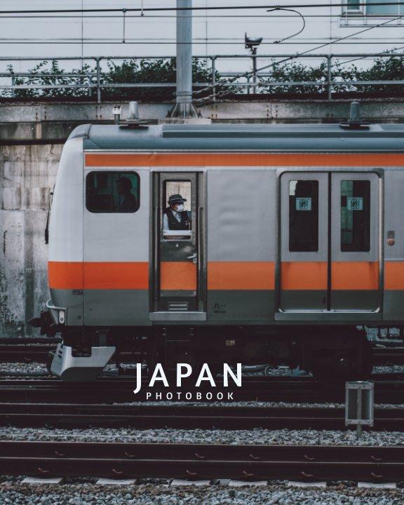 View Japan Photobook by David Jones