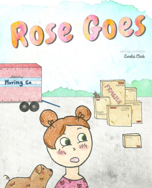 View Rose Goes by Lorelai Clark