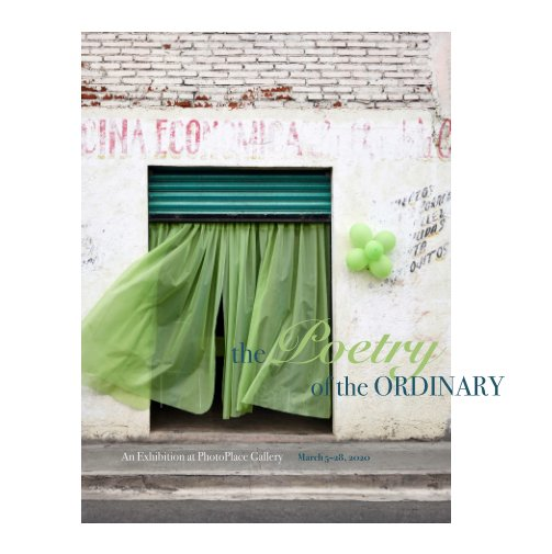 View The Poetry of the Ordinary, Hardcover Imagewrap by PhotoPlace Gallery