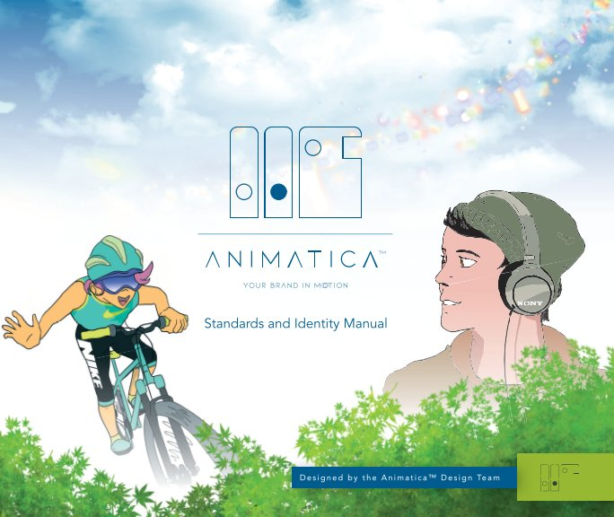 View Animatica Brand Standards and Identity Manual by Jacob Rankin