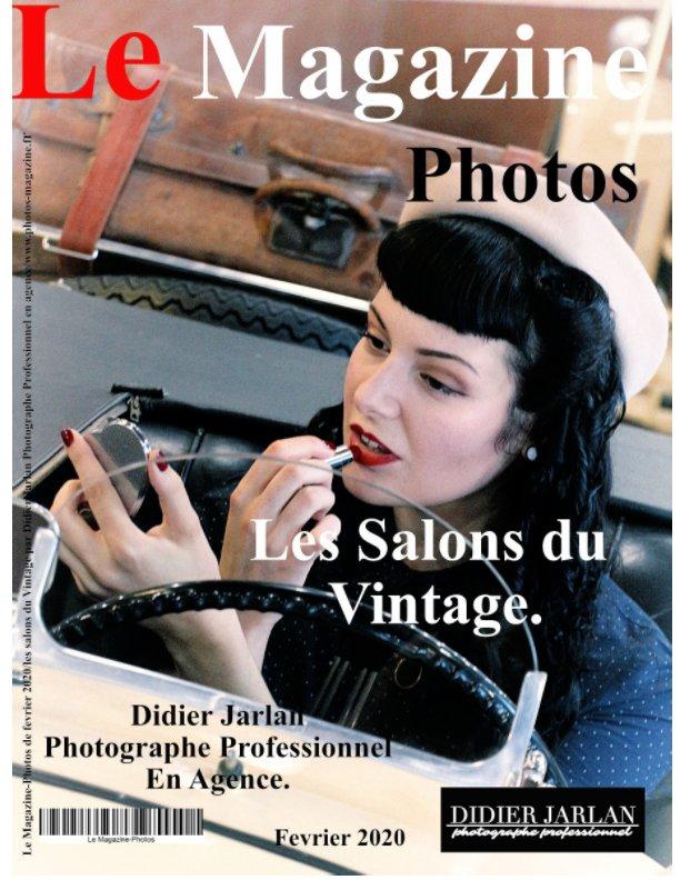 View Le Magazine-Photos numéro spécial Les Salons du Vintage by Le Magazine-Photos, DBourgery
