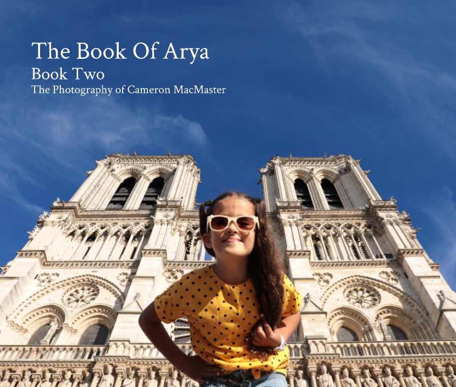 View The Book Of Arya by Cameron MacMaster