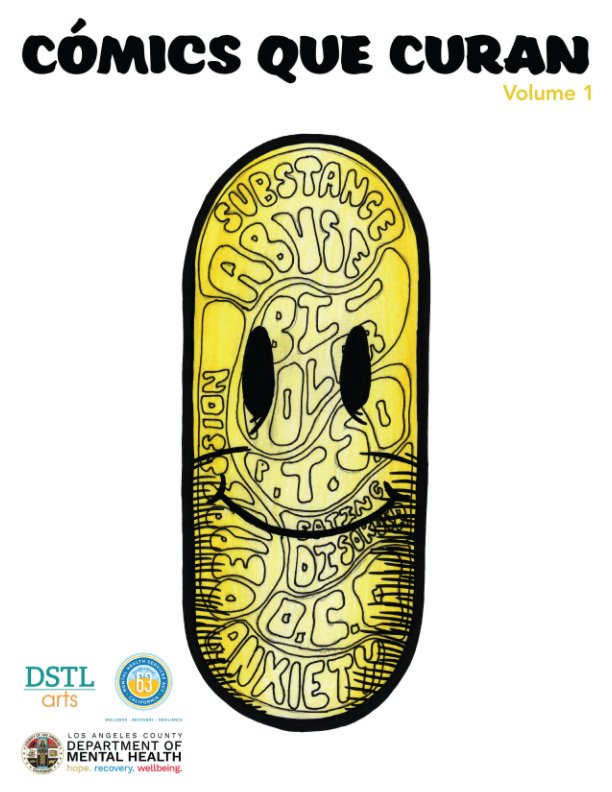 View Cómics Que Curan: Volume 1 by DSTL Arts