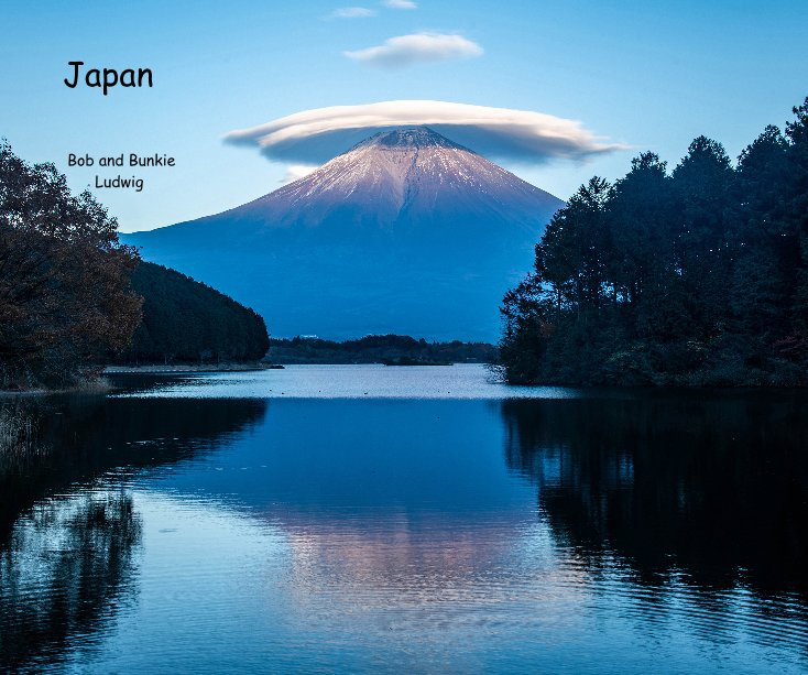 View Japan by Bob and Bunkie Ludwig
