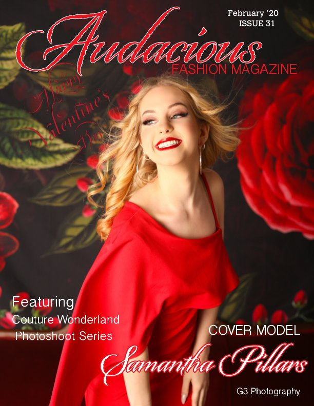 View Valentine Feb '20 by Liz Hallford