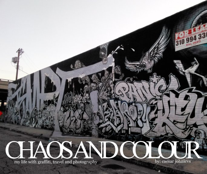 View Chaos and Colour by Caesar Johnicvs