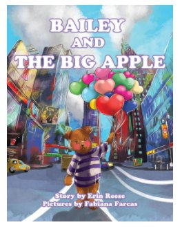 Bailey and the Big Apple book cover