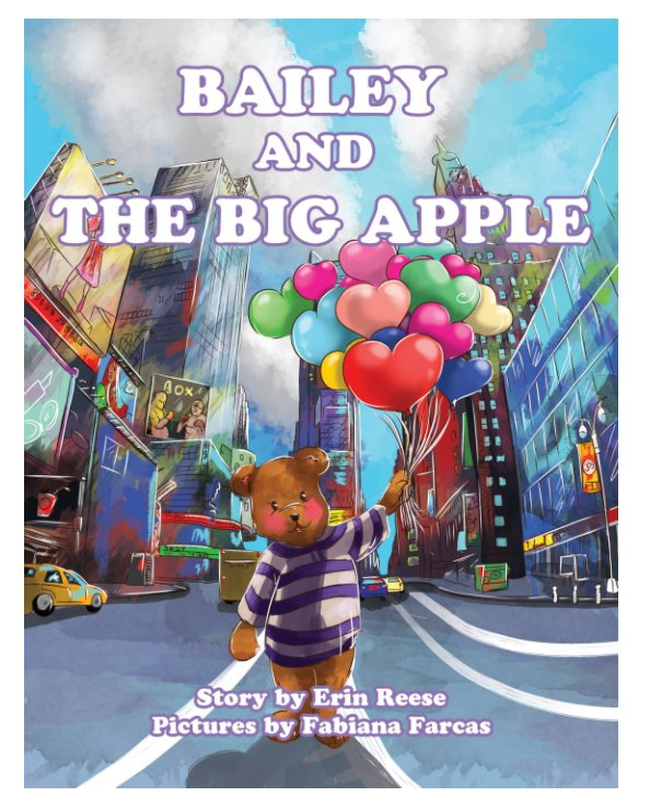 View Bailey and the Big Apple by Erin Reese