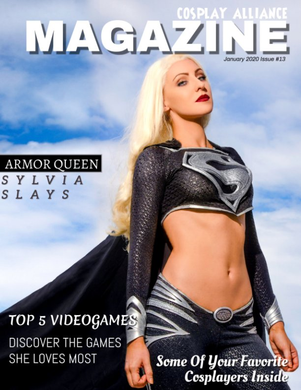Visualizza Cosplay Alliance January Issue #13 di Individual Cosplayers