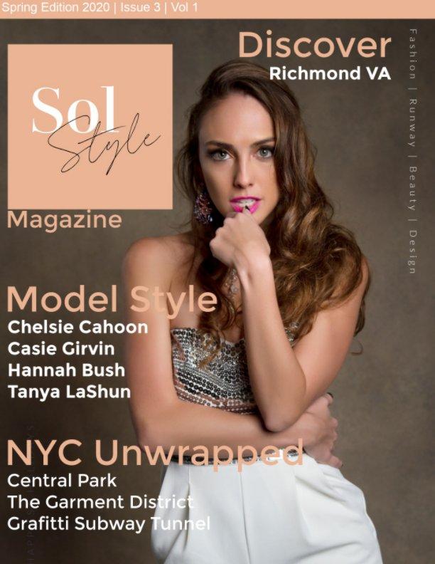 View Sol Style Magazine by Keisha Garrett, Toni Thomas