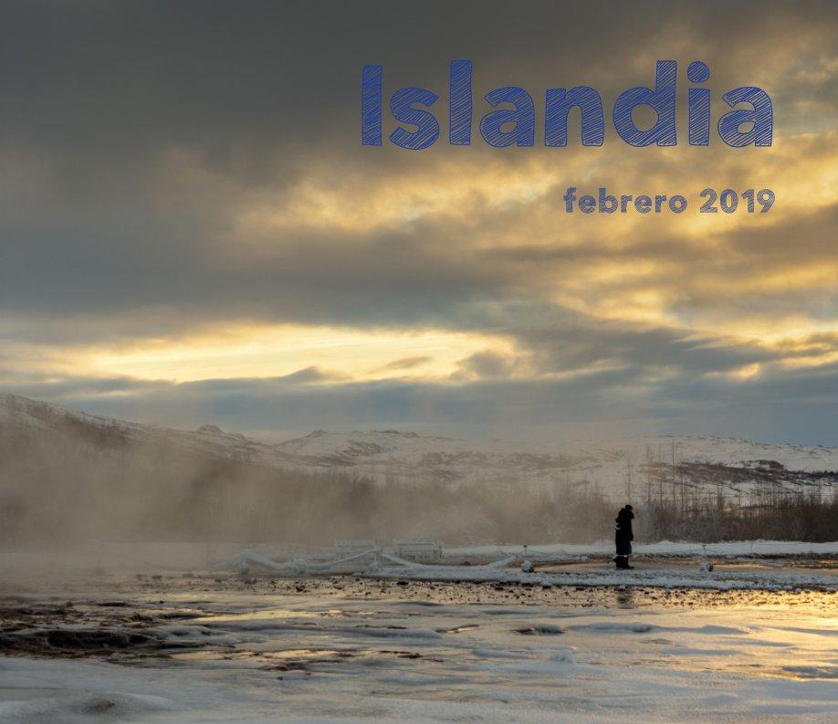 View Islandia Invierno by Mariano Bartolomé