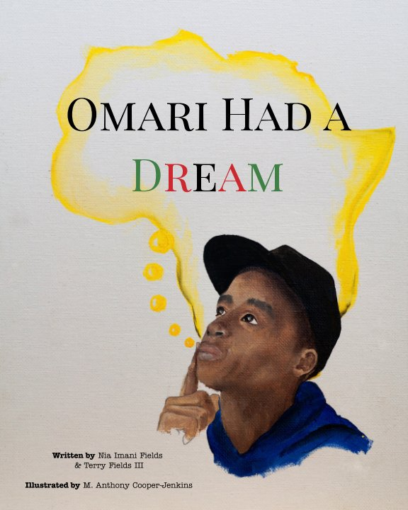 Ver Omari Had a Dream por Dr. Nia Imani Fields