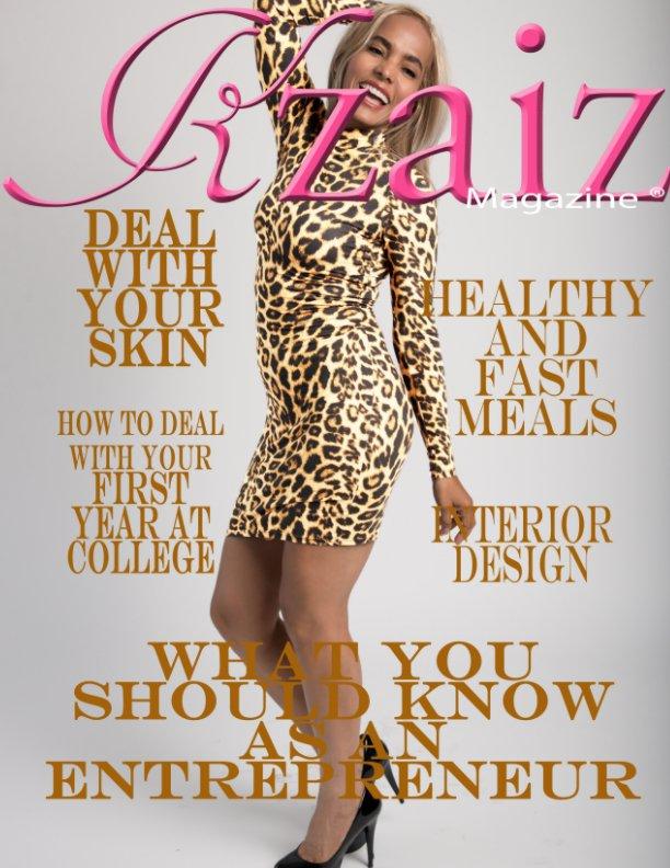 View KZaiz Magazine 1  (2020) by Kalent Zaiz