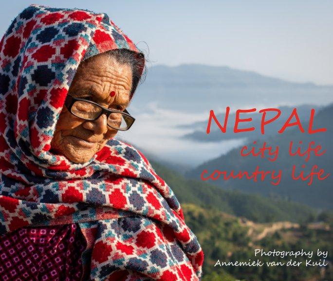 View Nepal by Annemiek van der Kuil