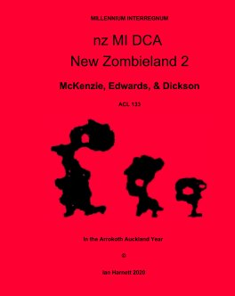 nz MI DCA New Zombieland 2 book cover