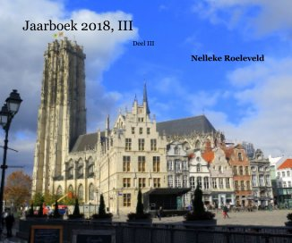 Jaarboek 2018, III book cover