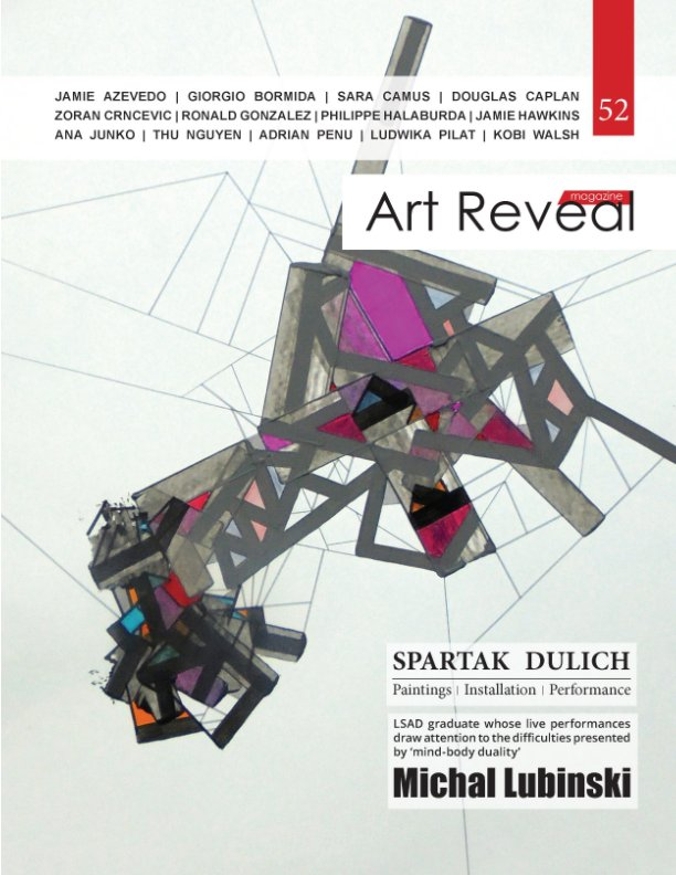 View Art Reveal Magazine #52 by Anne Grahm, Tero Koskinen