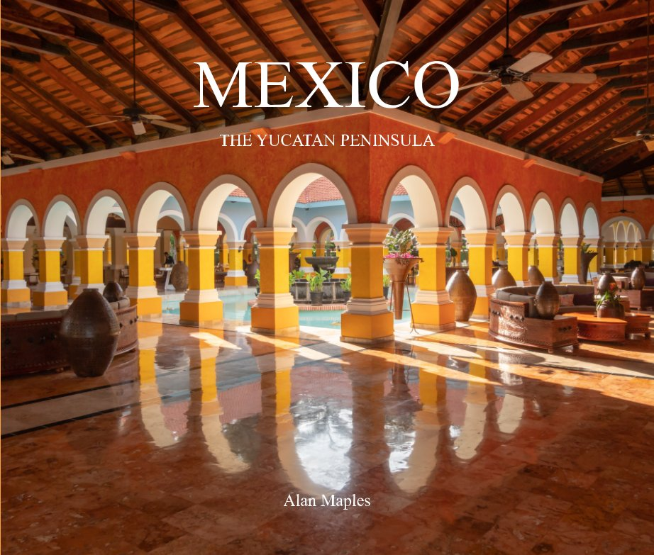 View Mexico by Alan Maples