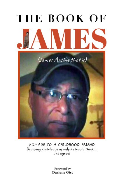 View The Book of James by Darlene Gist
