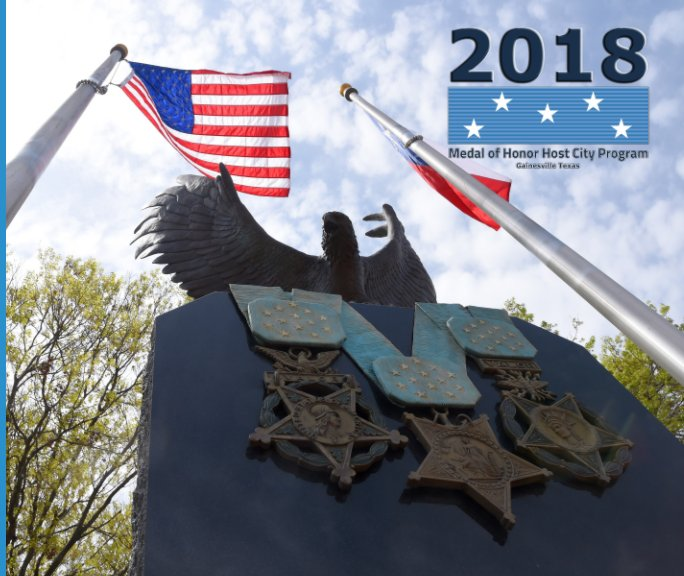 View 2018 Medal of Honor Host City Program by David Ferber